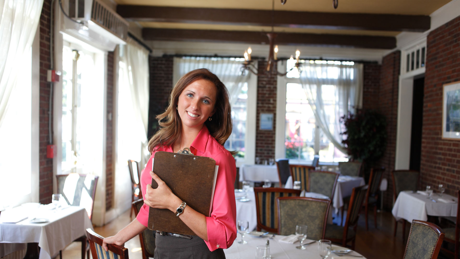 Learn more about the hidden hospitality career.