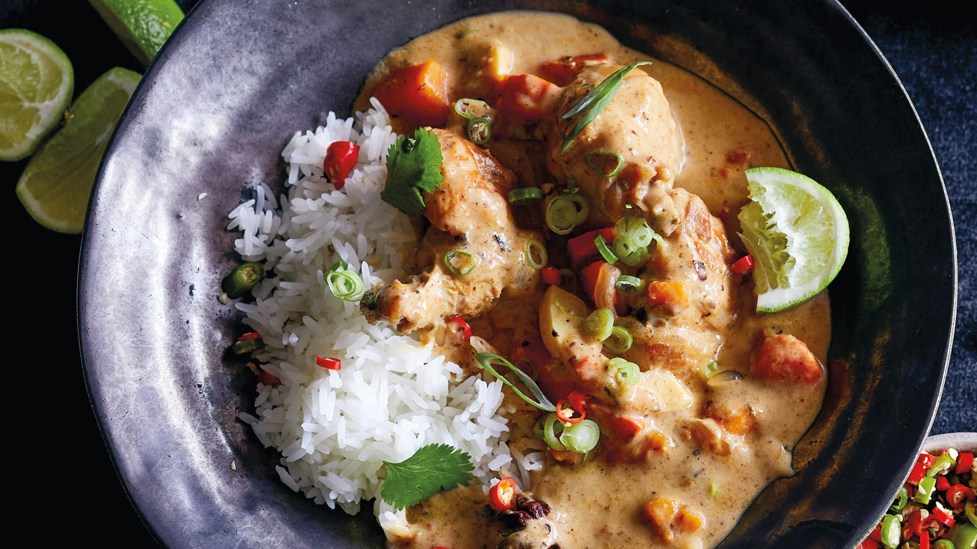 Chef Neath's Cambodian Curry